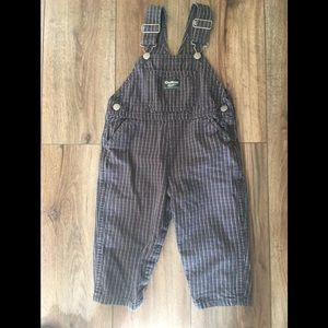 OshKosh B'Gosh Overalls 100% Cotton